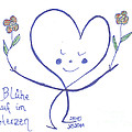 Flourish Within Your Heart by Heidi Sieber