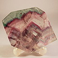 Fluorite by Kevin F Cook