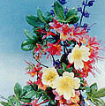 Flower Arrangement 1 by Ted Denyer
