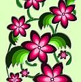 Flower Arrangement by Anastasiya Malakhova