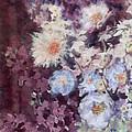 Flower  Burst by Richard James Digance