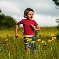 Flower Child by Alistair Lyne
