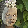 Flower Child by Sandy Schepis