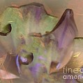 Flower Garden Abstract by Renee Trenholm