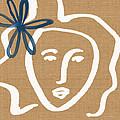 Flower Girl by Linda Woods