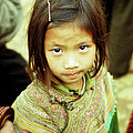 Flower Hmong Girl 02 by Rick Piper Photography