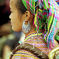 Flower Hmong Woman by Rick Piper Photography