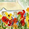 Flower House by Jamie Frier
