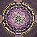 Flower Mandala by Maya B