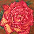 Flower Of Love by Francesca Kee