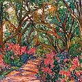 Flower Path by Kendall Kessler
