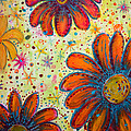 Flower Power by Jacqueline Athmann