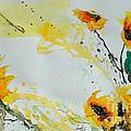 Flower Power- Sunflower by Ismeta Gruenwald