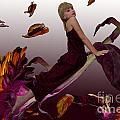 Flower Stem by Angelika Drake