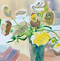 Flower Still Life          by Kathy Braud