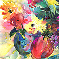 Flower Symphony 03 by Miki De Goodaboom