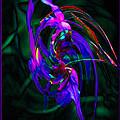 Flower Tango  by Ben Lavitt