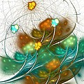 Flower Wind by Anastasiya Malakhova