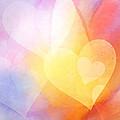 Flowerhearts by Lutz Baar