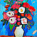 Flowers And Colors by Ana Maria Edulescu