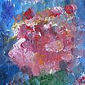 Flowers Bouquet by Oana Nastase