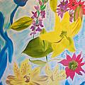 Flowers For Mom by Meryl Goudey