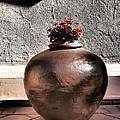 Flowers In A Pot by Bill Grolz