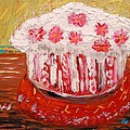Flowers In The Frosting by Mary Carol Williams