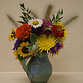 Flowers In Vase by Photos By  Cassandra