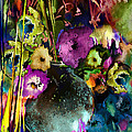 Flowers Night Party by Miki De Goodaboom