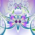 Flowers Pattern by Igor Sinitsyn