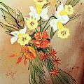 Flowers by Vickie Black