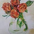 Flowers by Vidya Vivek