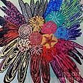 Flowers Burst By Jasna Gopic by Jasna Gopic