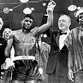 Floyd Patterson After Win by Retro Images Archive