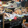 Fluffy's Cafe by Anthony Mezza