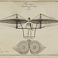 Flugmashine Patent 1807 by Bill Cannon