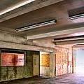 Fluorescent Underground Palm Springs by William Dey