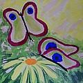Flutterbeyes by Betty Compton