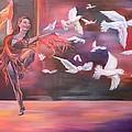 Fly Above by Stephanie Hatfalvi
