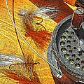 Fly Fisherman's Table Digital Art by A Gurmankin