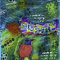 Fly High Little Bird by Jessica Marin-feliciano