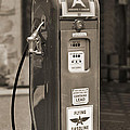 Flying A Gasoline - National Gas Pump 2 by Mike McGlothlen
