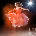 Flying Ballerina by Cindy Singleton