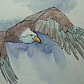 Flying Free by Judy Fischer Walton