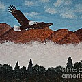 Flying High by Barbara Griffin