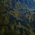 Flying Over The Alps In France by Colette V Hera  Guggenheim