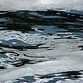 Foam On Water by Lynn Hansen