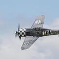 Focke Wulf Nostalgia by Martin Brassard