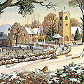 Focus On Christmas Time by Ronald Lampitt